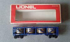 Lionel O Gauge Mogen David Wine Car #6-9146 ~ TS