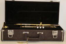 Yamaha Trumpet with Black Hardcase