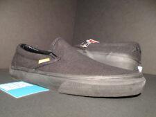2013 VANS CLASSIC SLIP-ON METALLICA KIRK HAMMETT BLACK VN-0QFD7LT NEW 7
