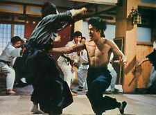Fist Of Fury 01 A2 Box Canvas Print