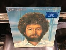 Keith Green I Only Want To See You There LP Sparrow 1983 SEALED [xtian]