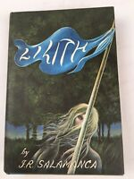 J.R. Salamanca LILITH 1961 Simon & Schuster, NY Early Book Club Edition HC/DJ