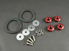 Password JDM Bumper Quick Release Kit (Red)