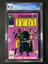 Star Wars: Return of the Jedi #1 CGC 9.2 (1983) - movie adaptation