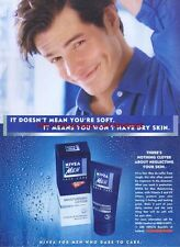 Nivea For Men Face Care 2000 Magazine Advert #221