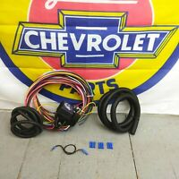Wire Harness Fuse Block Upgrade Kit for Late Model Chevy hot rod street rod