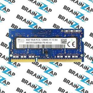 4GB DDR3 RAM Hynix HMT451S6BFR8A-PB SO-DIMM - 1Rx8 PC3L-12800S-11-13-B4 1600 MHz