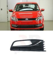 FOR VW POLO 6R 2014-2017 NEW FRONT BUMPER LOWER RIGHT O/S FOGLIGHT GRILL