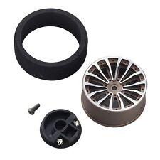 KO Propo Aluminum Steering Wheel2 (Gun Metal)  - KOP10569