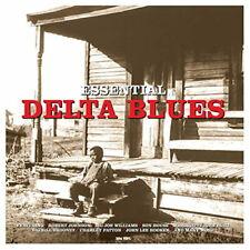 Various Artists - Essential Delta Blues (Vinyl) [New]