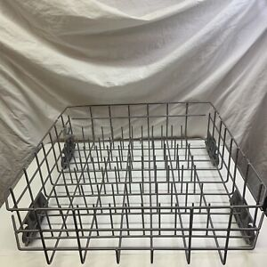 Kenmore Dishwasher Lower Rack Bottom Rolling Carrier Tray Replacement Part Gray