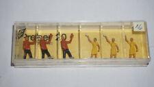 Preiser H0 1/87 Miniaturfiguren (Set 16)