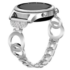 For Gear S3 Bracelet Watch Band Samsung 22mm Adjust Stainless Steel Metal Strap