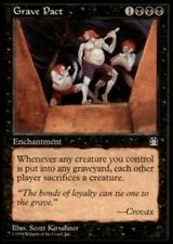 JAPANESE Grave Pact - Stronghold - NM, Japanese MTG Magic