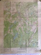 Mapa topográfico