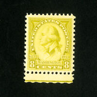 US Stamps # 713 Superb Gem OG NH