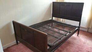 Vintage bed made by  VONO...