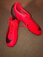 New Nike Mercurial Vapor 12 Club Cr7 Fg Mg Soccer Cleats Aj3723-600 Sz 10.5