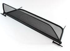 BMW 3 E93 Convertible 2005-2013 | Wind Deflector | Black Mesh | NEW | Easy Fit