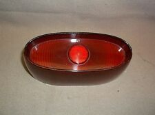 1958 FORD FAIRLANE COUPE CONVERTIBLE HARDTOP TAILLIGHT LENS, GOOD CONDITION, NR