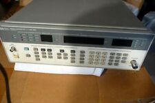 Agilent Hp 8657a Opt 001 Signal Generator With High Stability Timebase Option