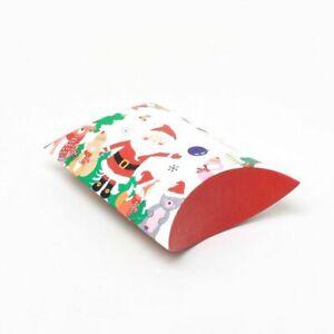 Christmas Santa & Friends pillow pack gift box presents Two sizes UK SELLER