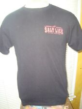 Salt Lick BBQ T-Shirt M Great Hill Country Texas Barbeque