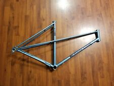 "Cycles Gitane Gransport French Steel Road Bike Frame - 27"" 10 Aeortub"