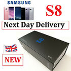 SAMSUNG GALAXY S8 ( BRAND NEW SEALED BOX ) - SM-G950F - 64GB - (UNLOCKED) 4G