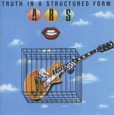 Atlanta Rhythm Section - Truth In A Structured Form (2017)  CD  NEW  SPEEDYPOST