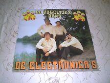 DE ELECTRONICA´S (VINYL LP) VOGELTJES DANS [HOLLAND 1980 TELSTAR SCHLAGER POP]