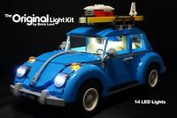 LED Lighting kit for LEGO ® VW Beetle 10252