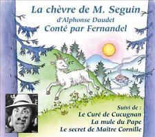 La Chevre De Monsieur Seguin: Le Cure De Cucugnan, New Music