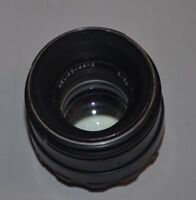 ZENIT, Helios 44m-4, Lens, (2/58) (М42), made in USSR, f2