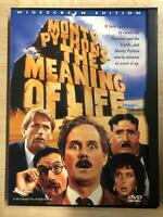 Monty Pythons The Meaning of Life (DVD, Widescreen, 1983) - F0922