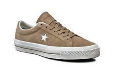 Converse One Star Ox Low Suede 153965C Sandy Brown White Mens 5 Womens 6.5 - NIB