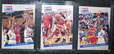 Michael Jordan 1993 NBA PLAYOFF HIGHLIGHTS 3 Card Special!