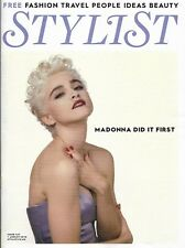 MADONNA STYLIST MAGAZINE 1 AUGUST 2018