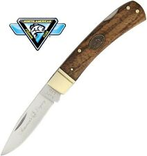 Collector's Edition Lock Back Knife by North American Fishing Club  M4293 F1708