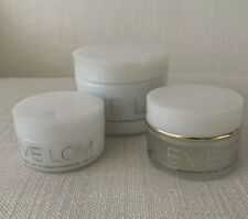 Eve Lom 3 Empty Jars Pots USED