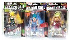BANDAI DRAGON BALL Z SHODO NEO Vol.5 VEGETTO, BARDUCK, BROLY SET OF 3 FIGURES