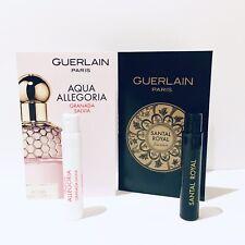 Guerlain Santal Royal + Guerlain Aqua Allegoria Granada Salvia