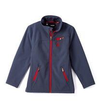New Spyder Kids Youth Boys Jacket Waterproof Breathable Gray Size XL $129
