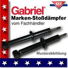 2 Stoßdämpfer vorne/Gasdruck ★ GABRIEL G55592 ★ MITSUBISHI Colt III / Lancer IV