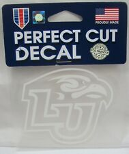 BRAND NEW WINCRAFT LIBERTY UNIVERSITY LU FLAMES PERFECT CUT 4x4 LICENSED DECAL