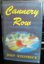 John Steinbeck Cannery Row 1945 HC DJ 1st American edition first printing