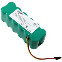 HQRP 14.4V NI-MH Batería Para Dibea KK8 X500 X580 Robot Aspirador Aspiradora