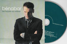 CD CARTONNE CARDSLEEVE COLLECTOR 12T BENABAR LES RISQUES DU METIER 2003