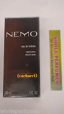 NEMO BY CACHAREL FOR MEN 1.0 OZ/ 1 OZ/30 ML EAU DE TOILETTE EDT SPRAY NEW IN BOX