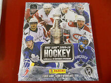 Hockey 2009-10 Sticker Album Panini! Sealed with all stickers! New! Rare NHL-LNH
